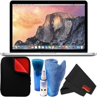Apple 13.3 Inch MacBook Pro Laptop Computer Bundle