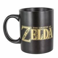 Nintendo The Legend of Zelda Link Hyrule Symbol Coffee Mug
