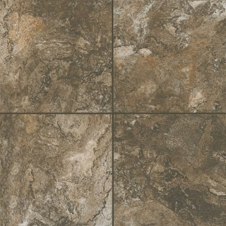 Mohawk Industries 16209 Copper Shore Porcelain Multi-Surface Tile - 3 Inch X 3 I - copper shore