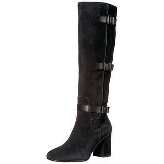 c8a40fd8a594 Franco Sarto Womens l kolette Closed Toe Knee High Fashion Boots · Quick  View