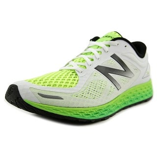 New Balance Fresh Foam Zante v2 Men D Round Toe Synthetic White Running Shoe