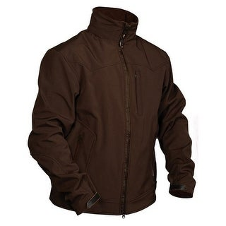 StS Ranchwear Western Jacket Mens Microfiber Young Gun Brown