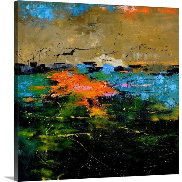 """Abstract 7761902"" Canvas Wall Art"