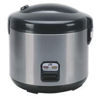 Sunpentown SC-1202SS 6 Cups Rice Cooker with Stainless Body