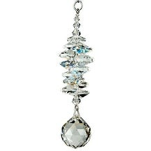 Woodstock Chimes Crystal Ice Cascade Ball