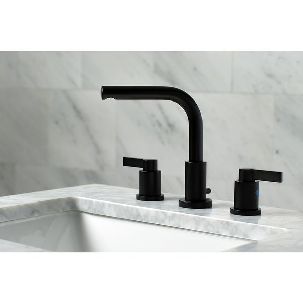 NuvoFusion 8 in. Widespread Bathroom Faucet. Opens flyout.