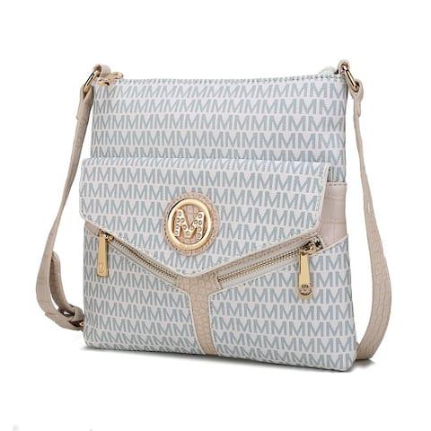 MKF Collection Cecilia Crossbody Bag by Mia K