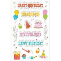Mrs. Grossman's Stickers-Birthday Party