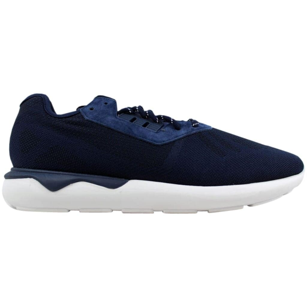 Scully guapo Productos lácteos  Shop Adidas Tubular Runner Weave Navy Blue/Navy Blue-White B25596 Men's -  Overstock - 32070872