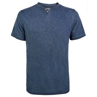 Link to Victory Outfitters Men's Modal Blend Short Sleeve Contrast Trim V-Neck Henley Similar Items in Shirts