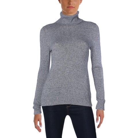 Aqua Womens Pullover Sweater Cashmere Fall