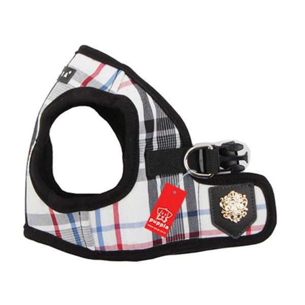 Shop Junior Dog Harness Vest By Puppia - Black