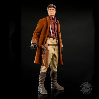 Firefly Master Series Malcolm Reynolds 1:6 Scale Action Figure - multi