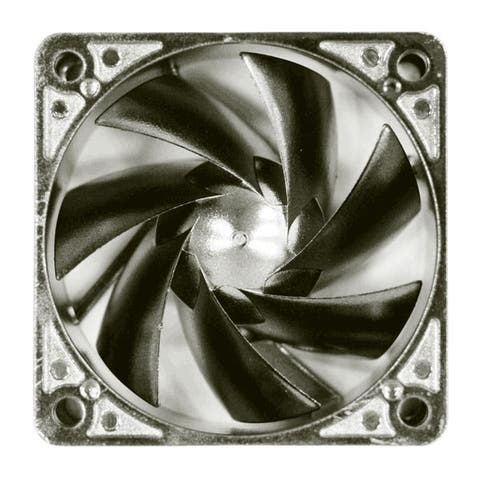 Silenx IXP-34-12 iXtrema Pro 60x25mm 12dBA 14CFM PC Computer Case Fan