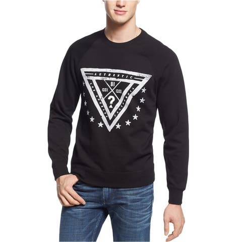 Guess Mens Johnny Trifecta Sweatshirt