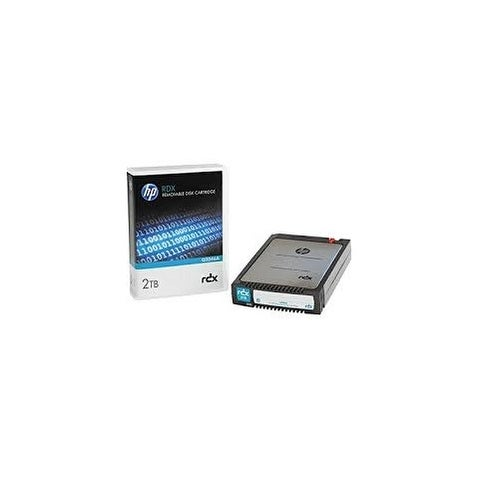 Hpe Q2046a Rdx 2Tb Removable Disk Cartridge