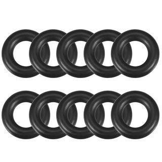 O-Rings Nitrile Rubber Gasket, 8mm Inner Diameter, 15mm OD, 3.5mm Width, 10pcs