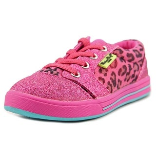 Western Chief Zoe Youth Canvas Pink Fashion Sneakers