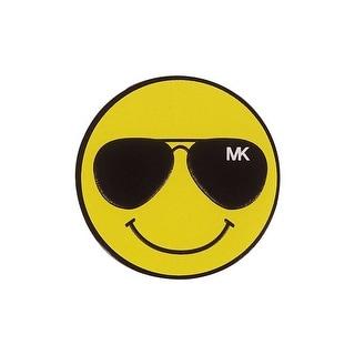 MICHAEL Michael Kors Aviator Happy Face Sticker