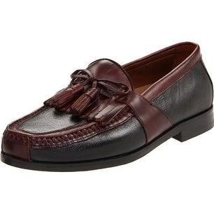 Johnston & Murphy Men's Aragon Ii Loafers,Black,7 W