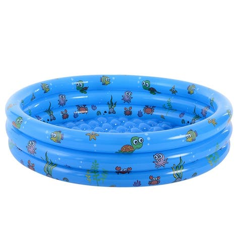 Pre-sale NewAge Garden Round Portable Inflatable Baby Toddler Swimming Pool Bath Tub