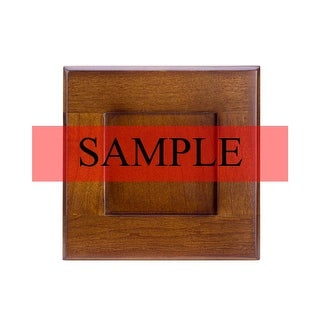 Sunny Wood BN-DS Branden Cabinetry Sample - chocolate