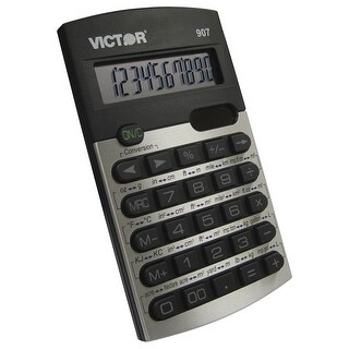 Victor Calculator 10 digit, Model 907