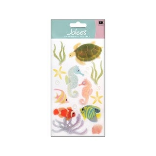 EK Jolee's 3D Sticker Vellum Sea Horses