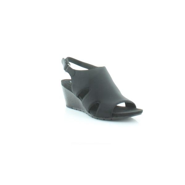 Bandolino Galedale Women's Sandals & Flip Flops Black