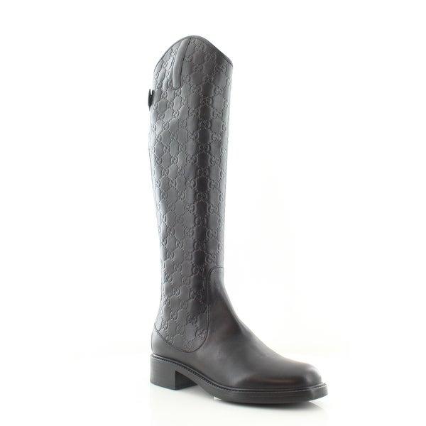 Gucci Maud Boot Women's Boots Black - 7