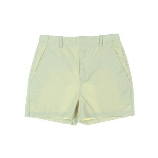 Vince Womens Casual Shorts Twill High Waist (2 options available)