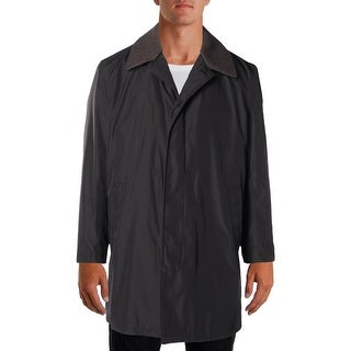 London Fog Mens Long Sleeves Outerwear Coat