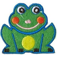 Frog - Iron-On Appliques