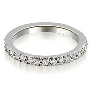 0.40 ct.tw 14K White Gold Round Diamond Eternity Ring|https://ak1.ostkcdn.com/images/products/is/images/direct/f82585c0856fc50ee16b086a946b3e2e45ccb689/0.40-cttw.-14K-White-Gold-Round-Diamond-Eternity-Ring.jpg?impolicy=medium