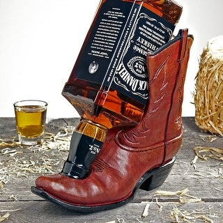 Giddy Up Cowboy Boot Bottle Holder