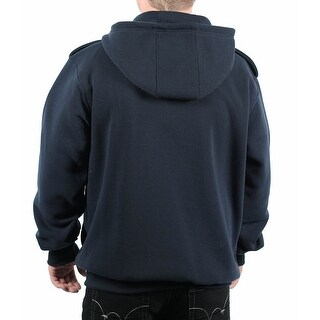 TRUST Men's Hooded Fleece Toggle Jacket (3 options available)