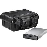 Cru Dcp Kit 1 Rugged Shipping Case With Dx115 500Gb Dc Carrier Only