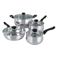 Oster Rametto 8 pc Cookware Set
