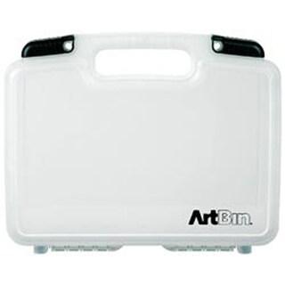 "12""X3.25""X9.875"" Translucent - Artbin Quick View Deep Base Carrying Case"