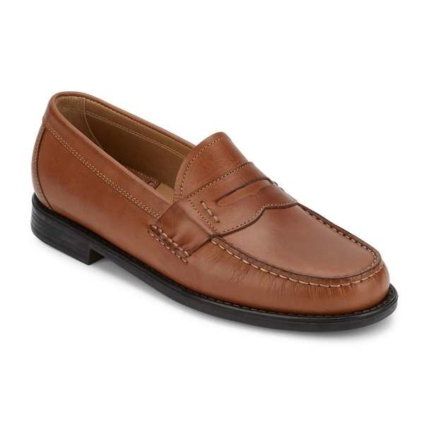 fd0072dc88f Shop G.H. Bass   Co. Mens Wagner Leather Penny Loafer Shoe - On Sale ...