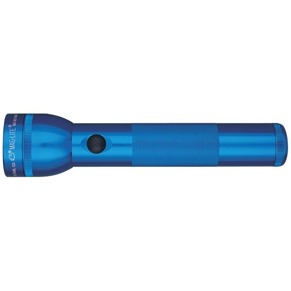 Maglite S2D116 27-Lumen Flashight (Blue)