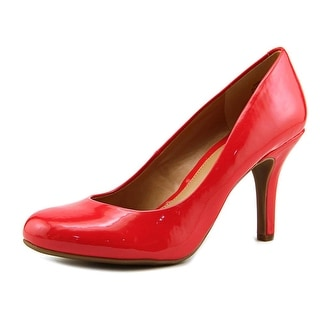 Very Cherry Isabel Women Coral Pumps