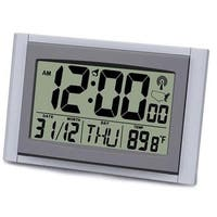 Sonnet Industries  Atomic Clock with 2 in. Numbers and Temperature