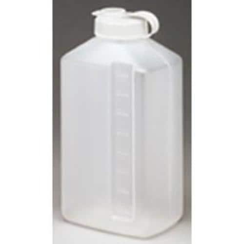 Arrow Plastic 00152 Refrigerator Bottle, 2 Quart