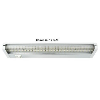 "Sunset Lighting F9772 19.5"" Length LED Undercabinet Light Fixture"