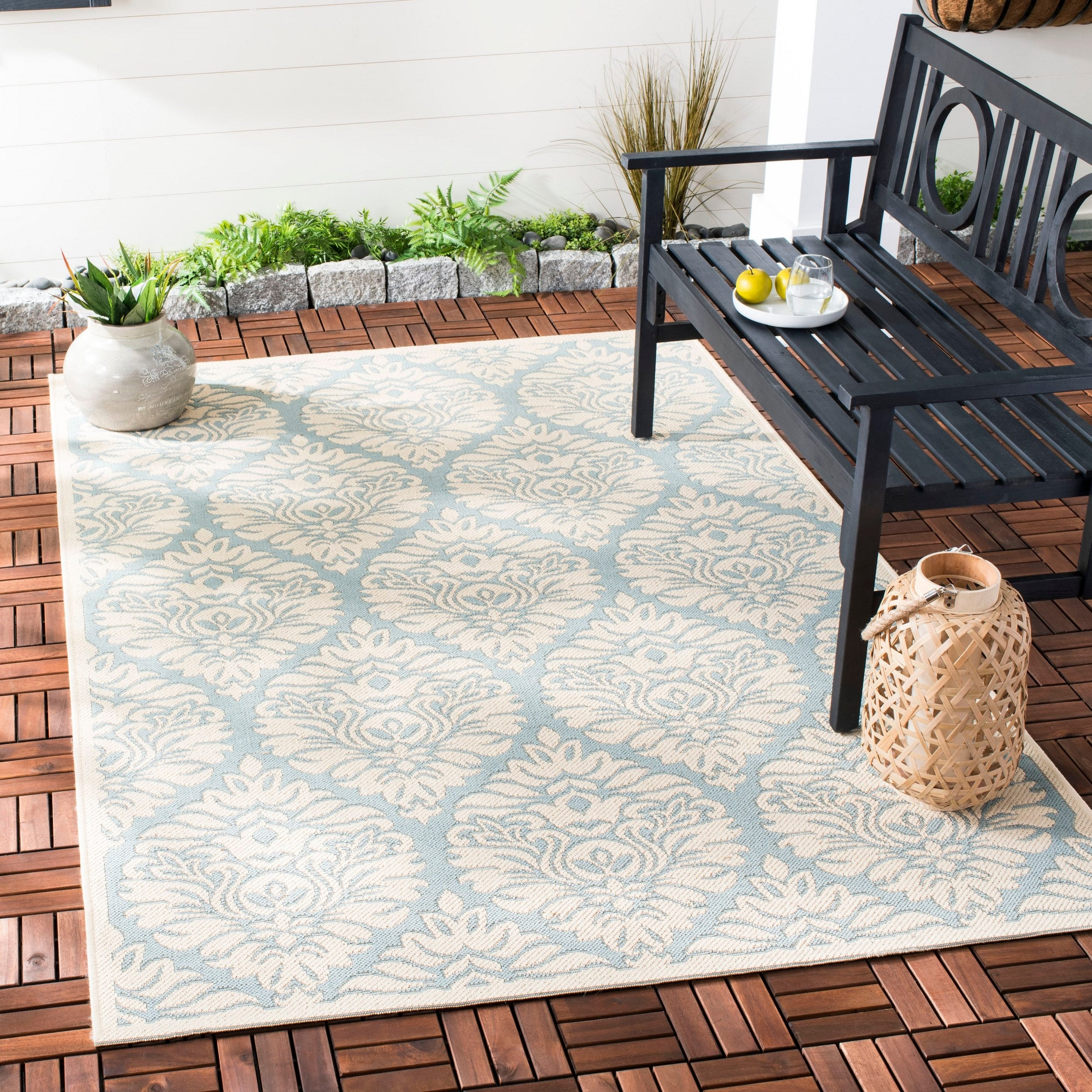 Beach House Sada Indoor Outdoor Rug