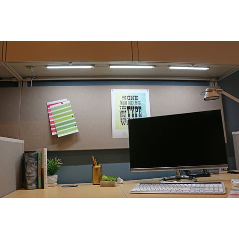 "BLACK+DECKER LED Under Cabinet Lighting Kit, 12"", Natural Daylight"