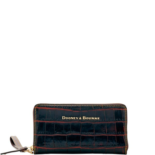 Dooney & Bourke Savanah Large Zip Around Wristlet (Introduced by Dooney & Bourke at $168 in Oct 2017)