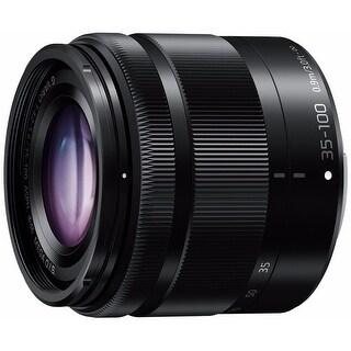 Panasonic LUMIX G VARIO 35-100mm f/4.0-5.6 ASPH. MEGA O.I.S. Lens - black