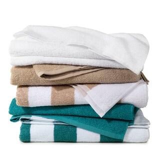 Martex Cabana Cotton 3 Pack Pool Towels - 30x66